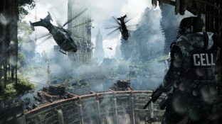 Les configs de Crysis 3