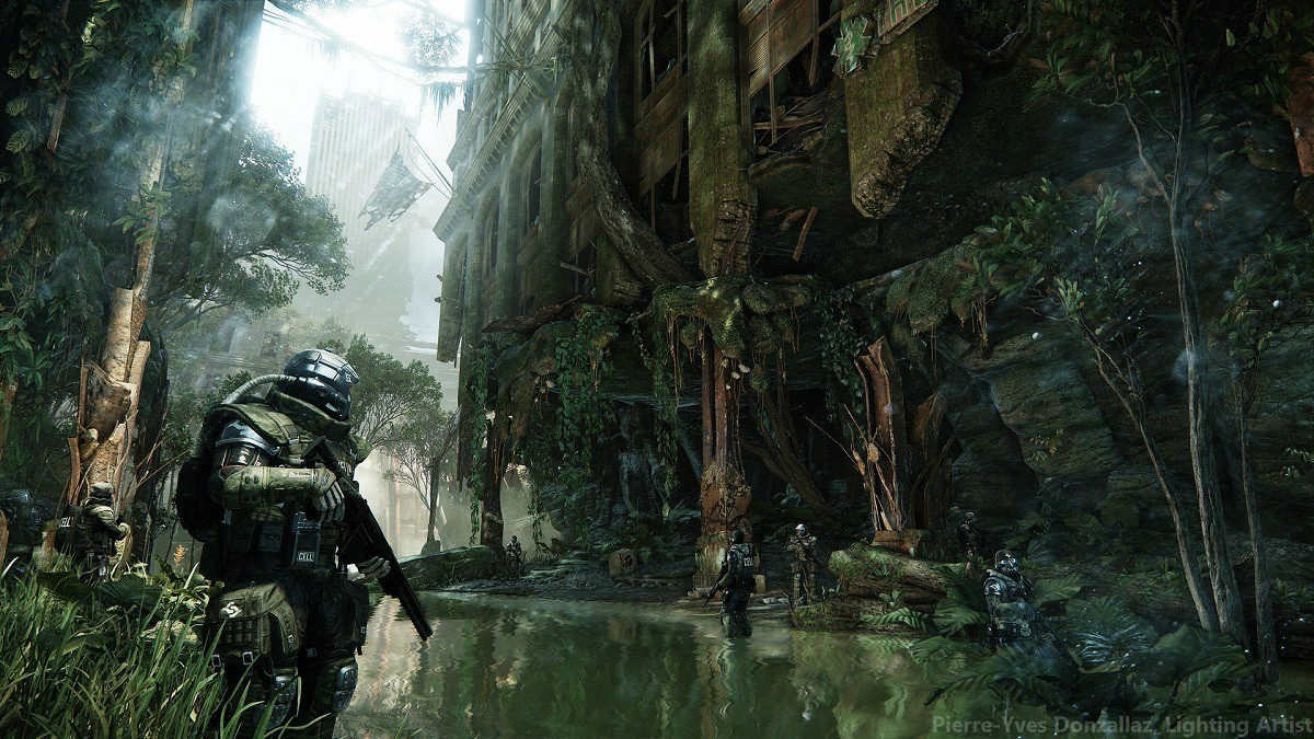 Images Crysis 3 PC - 30