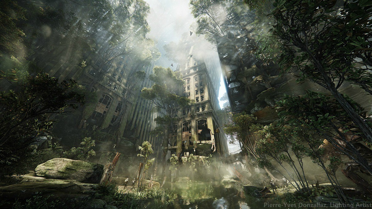 Images Crysis 3 PC - 32