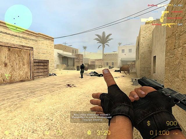 حصريا اخر نسخة من اللعبة العالمية Counter Strike 1.6 v36 protocol 47