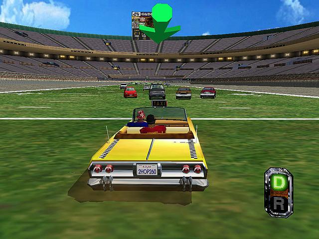 تحميل لعبة Crazy Taxi 3 - لعبة التاكسي المجنون بحجم 80 ميجا فقط