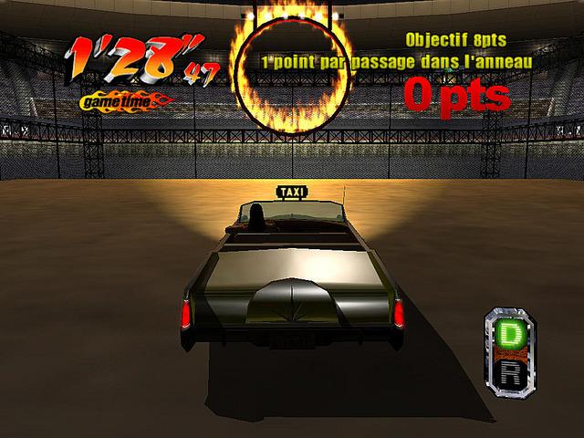����� ���� Crazy Taxi 3 - ���� ������� ������� ���� 80 ���� ���
