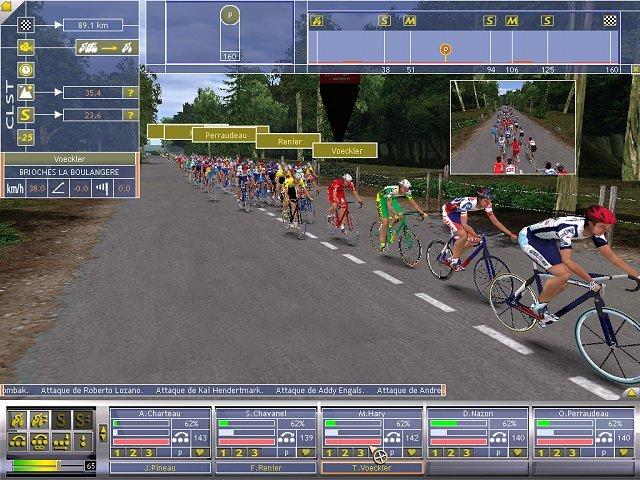 jeuxvideo.com Cycling Manager 3 - PC Image 23 sur 30