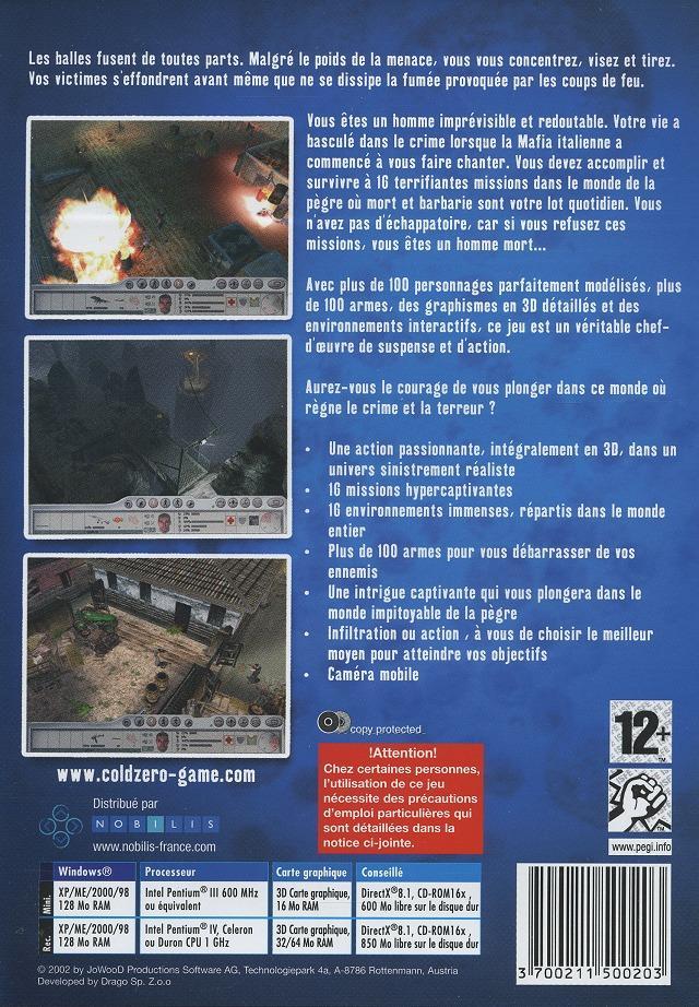 jeuxvideo.com Cold Zero : The Last Stand - PC Image 2 sur 37