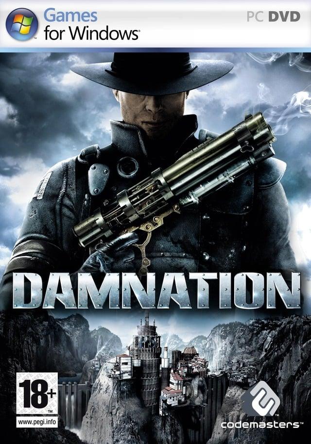 Damnation CLONEDVD-PLATiN لعبة جميلة جداا