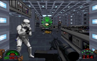 Star Wars : Dark Forces PC