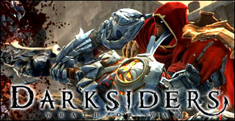 Darksiders + crack SKIDROW PC megaupload.