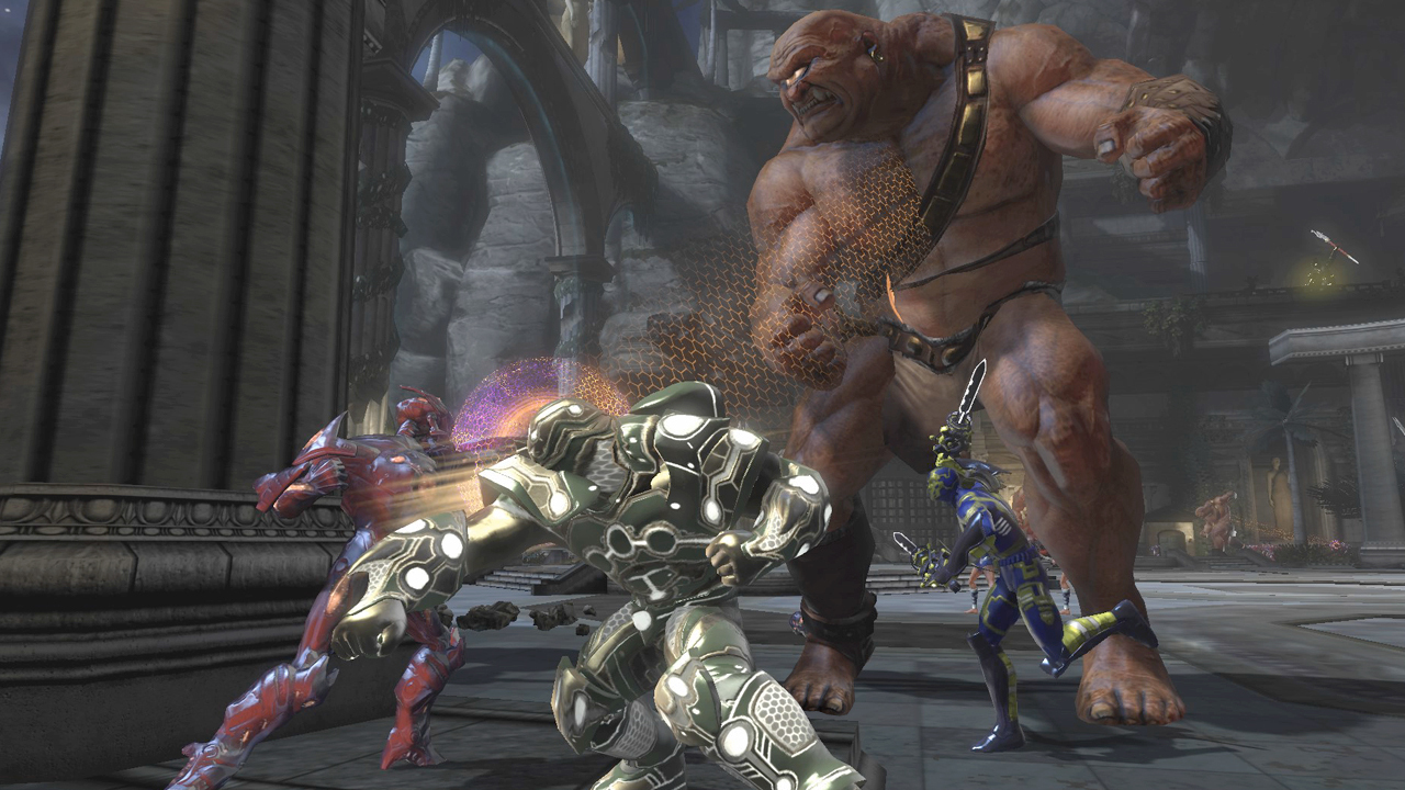 Images DC Universe Online : The Battle for Earth PC - 17