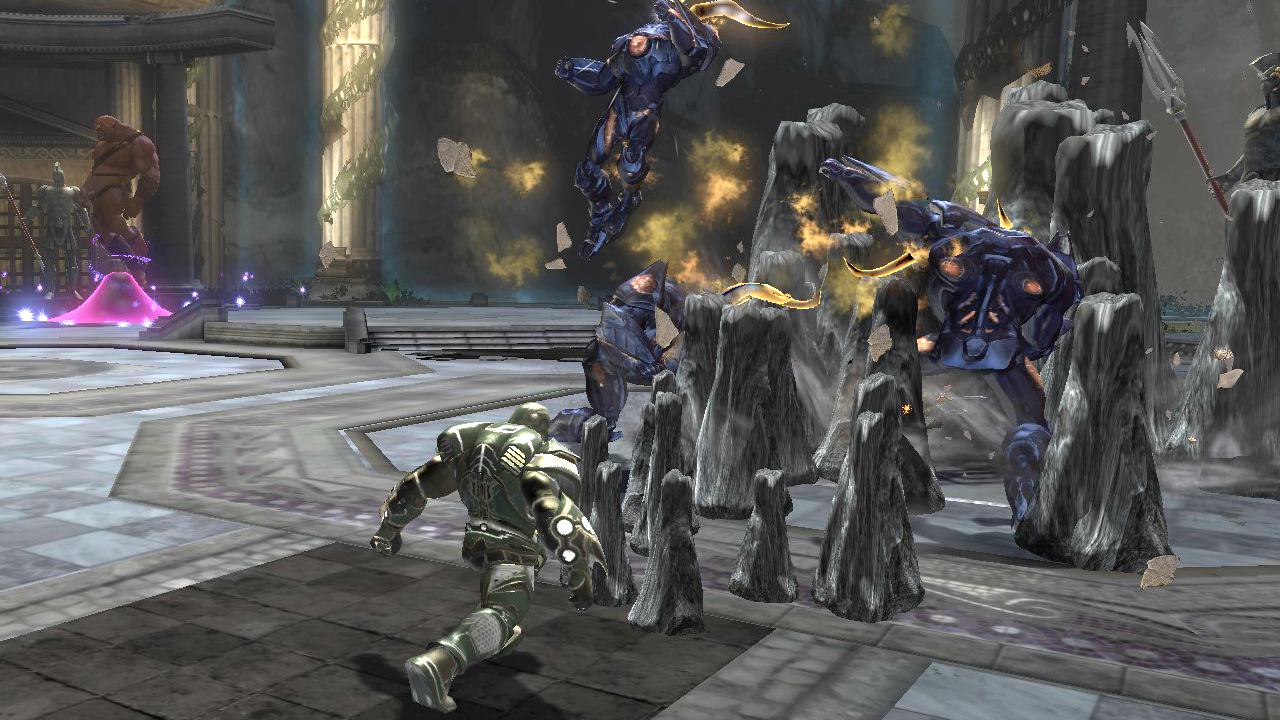 Images DC Universe Online : The Battle for Earth PC - 18