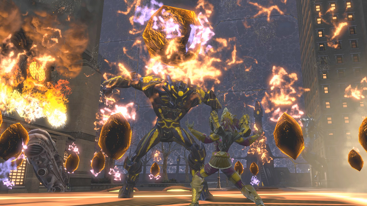 Images DC Universe Online : The Battle for Earth PC - 20