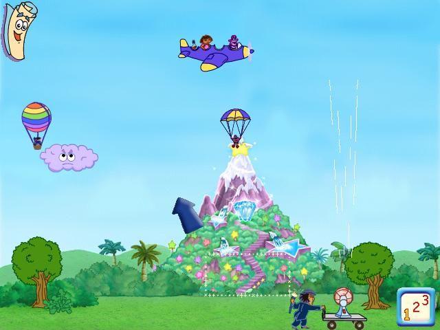 Danse Dora ! Dance !