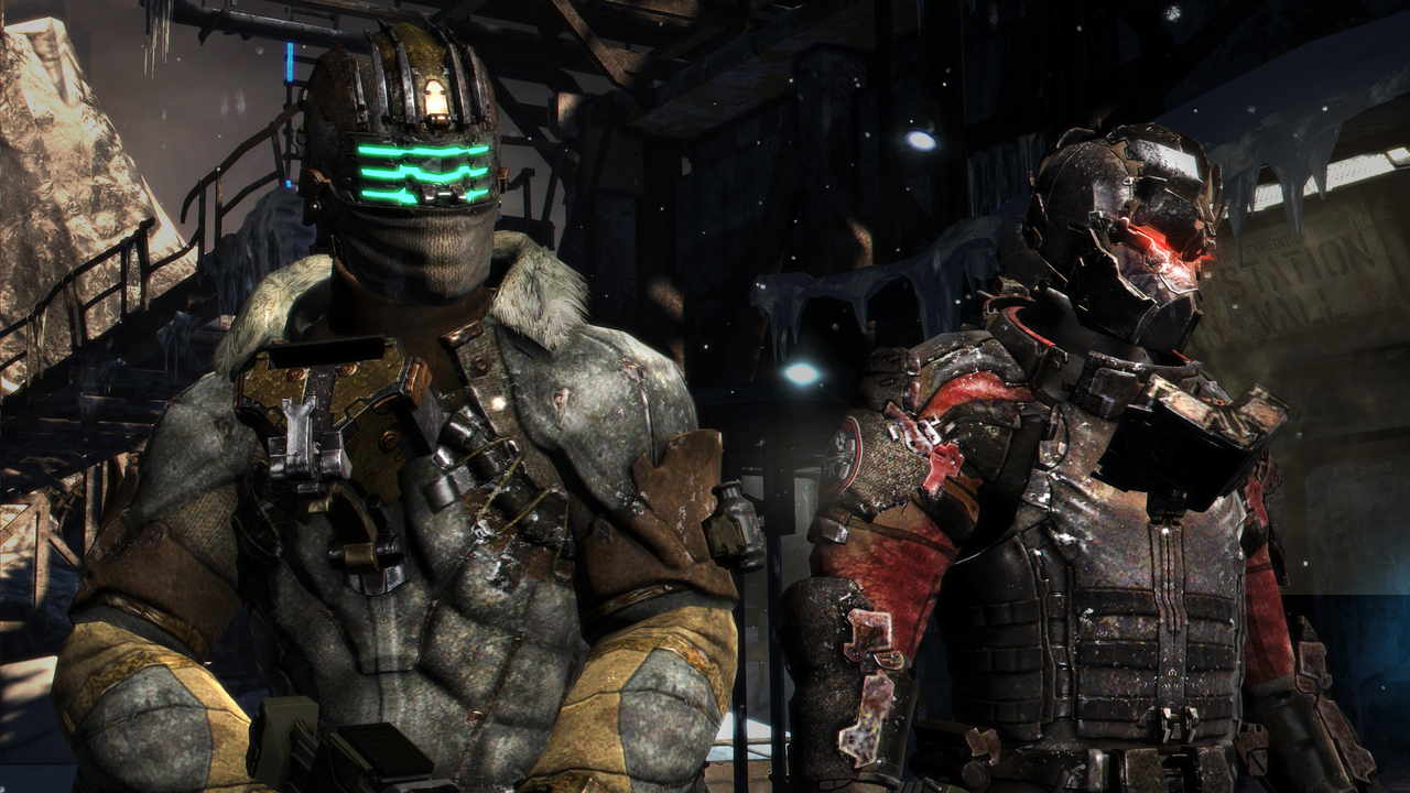 Dead Space 3 RELOADED