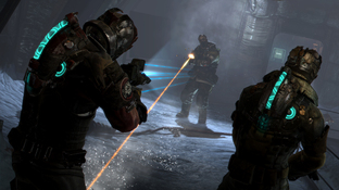 Le côté action de Dead Space 3 e
