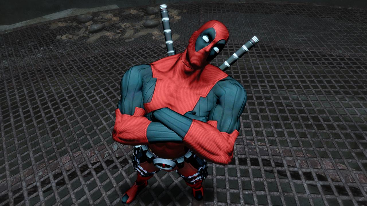 Deadpool FLT
