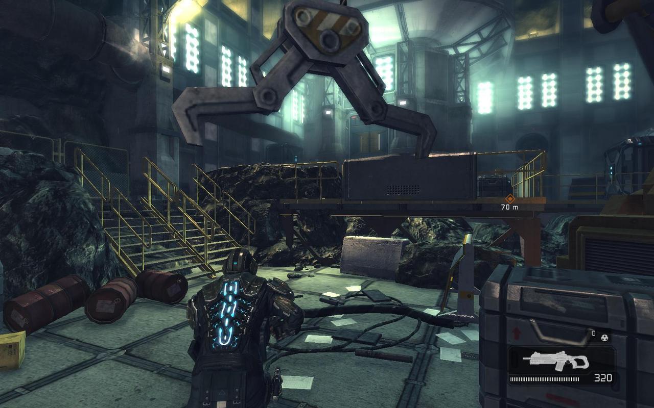 jeuxvideo.com Deep Black : Reloaded - PC Image 33 sur 127