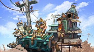 Deponia : The Complete Journey aujourd'hui sur Steam