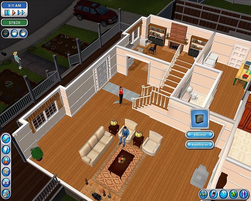 jeu vid o desperate housewives. Black Bedroom Furniture Sets. Home Design Ideas