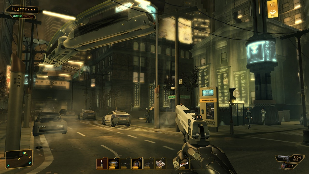 Deus Ex Human Revolution Directors Cut RELOADED