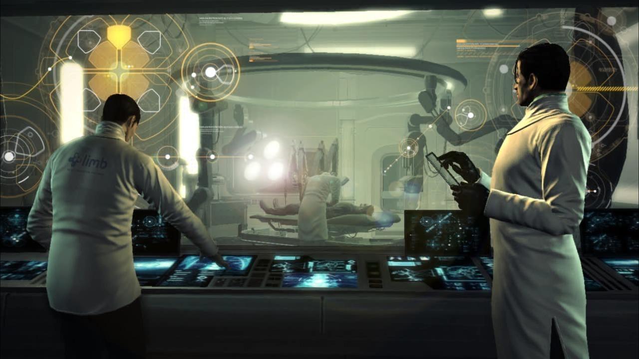 Deus Ex Human Revolution Directors Cut RELOADED