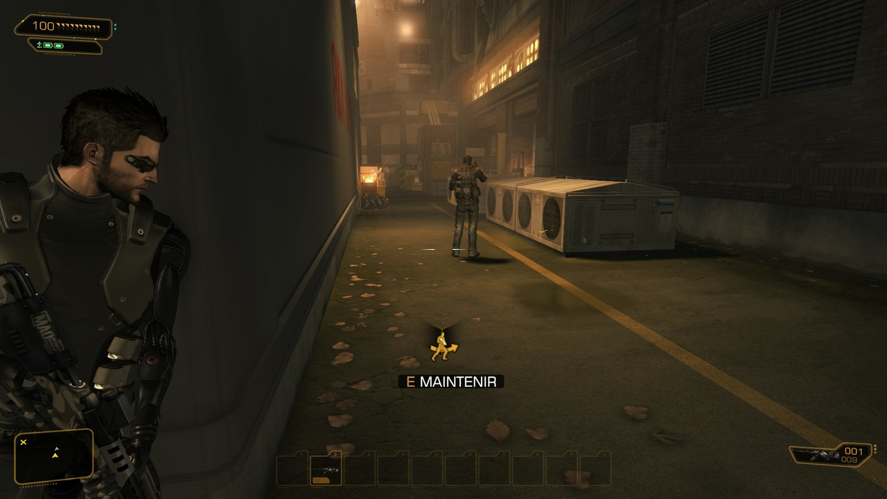 DEUS EX HUMAN REVOLUTION MULTI7-PEACECORPS