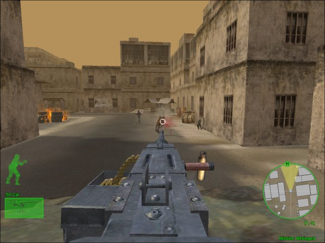Delta Force : Black Hawk Down 170 Mb seulement