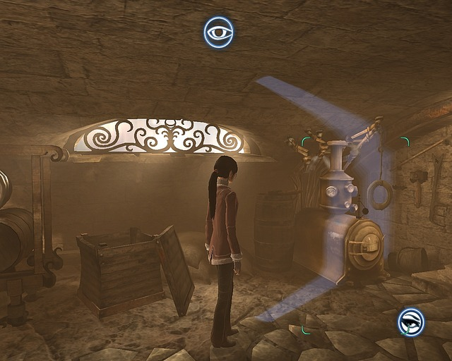 Dreamfall: The Longest Journey ScreenShot