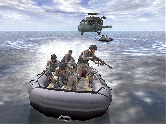 Delta Force : Black Hawk Down : Team Sabre