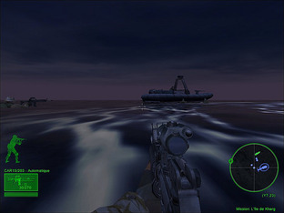 Test Delta Force : Black Hawk Down : Team Sabre PC - Screenshot 31