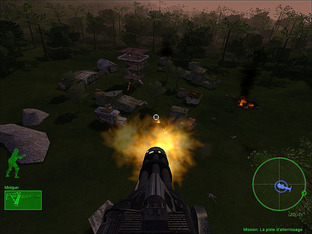 Test Delta Force : Black Hawk Down : Team Sabre PC - Screenshot 33