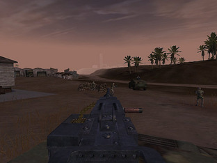 Test Delta Force : Black Hawk Down : Team Sabre PC - Screenshot 35