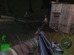 Test Delta Force : Black Hawk Down : Team Sabre PC - Screenshot 36