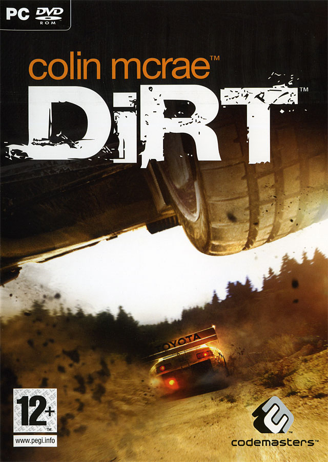 Colin McRae : DiRT  [PC l FRENCH] [UL - DF]