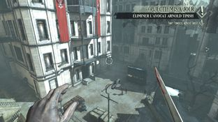 Test Dishonored : La Lame de Dunwall PC - Screenshot 13