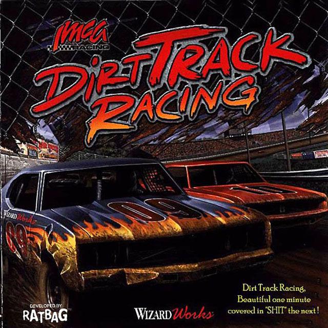 dirt track racing sur pc. Black Bedroom Furniture Sets. Home Design Ideas