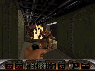 Test Duke Nukem 3D PC - Screenshot 9