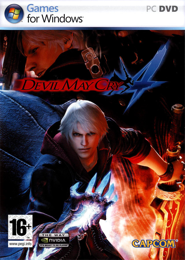 Devil May Cry 4 ( Net) preview 0