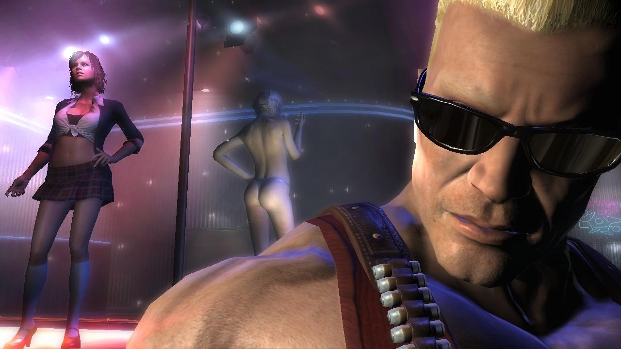Duke Nukem is back ! Dnfepc010
