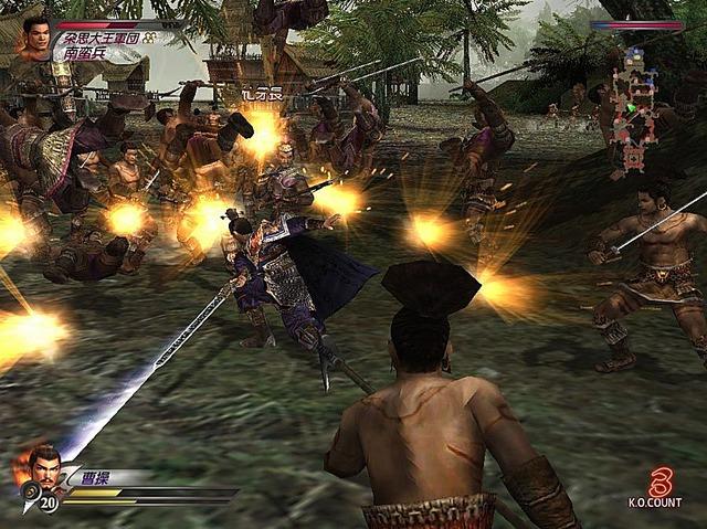 Dynasty Warriors 4 : Hyper