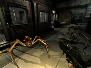 Test Doom 3 PC - Screenshot 10