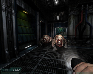 Test Doom 3 PC - Screenshot 28