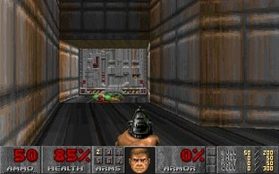 Test Doom PC - Screenshot 9