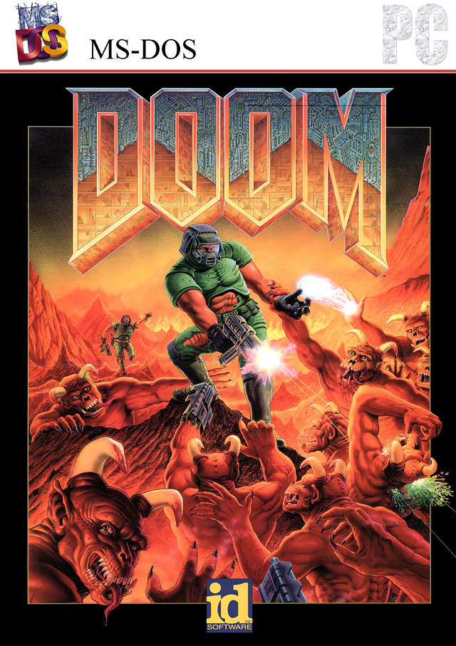 Images Doom PC - 1