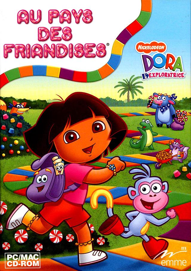 Dora l 39 exploratrice au pays des friandises sur - Jeux dora l exploratrice gratuit ...