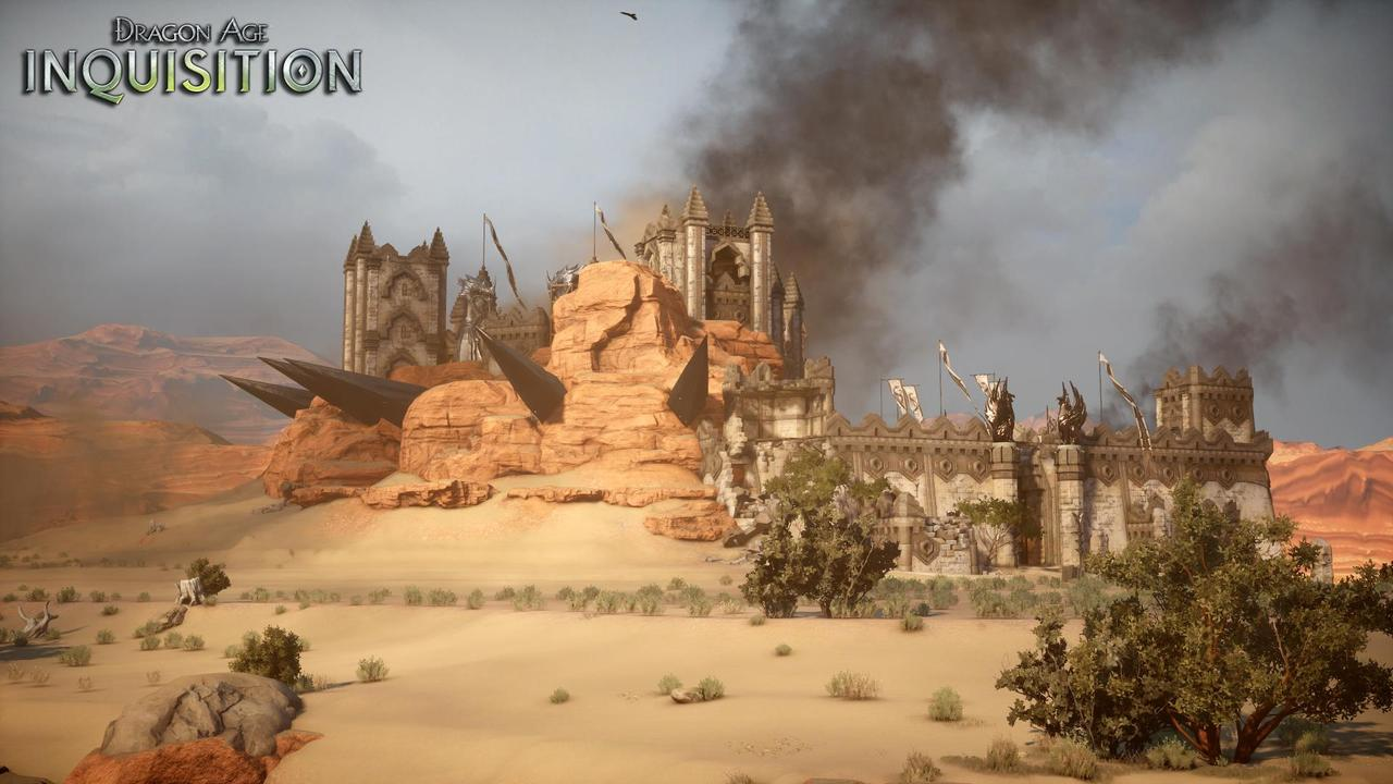 Dragon Age Inquisition DELUXE EDITION CRACK ONLY V2