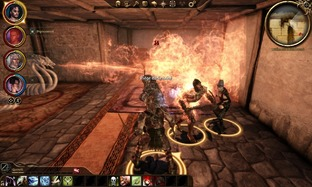 Test Dragon Age : Origins PC - Screenshot 551