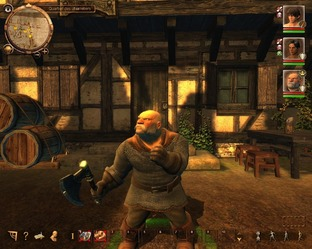 Test Drakensang : L'Oeil Noir PC - Screenshot 195