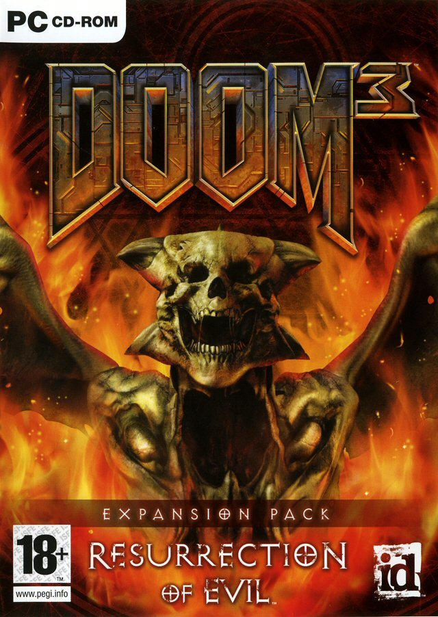 Doom 3 : Resurrection of Evil [PC] [ISO] [FS]