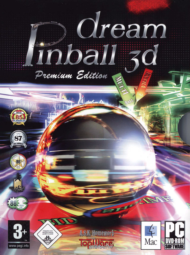 dream pinball 3d sur pc. Black Bedroom Furniture Sets. Home Design Ideas