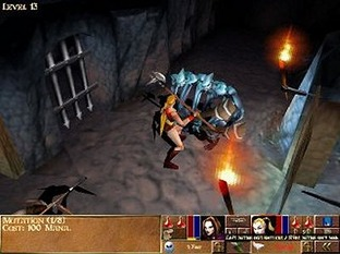 Test Darkstone PC - Screenshot 3