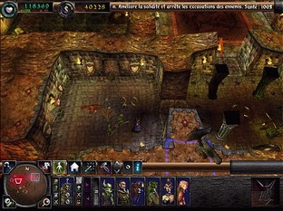Test Dungeon Keeper 2 PC - Screenshot 1